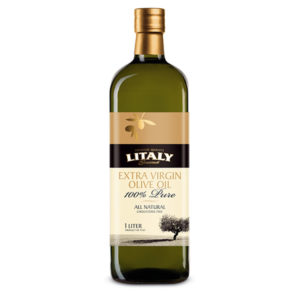 Extra Virgin Olive Oil 1 lt