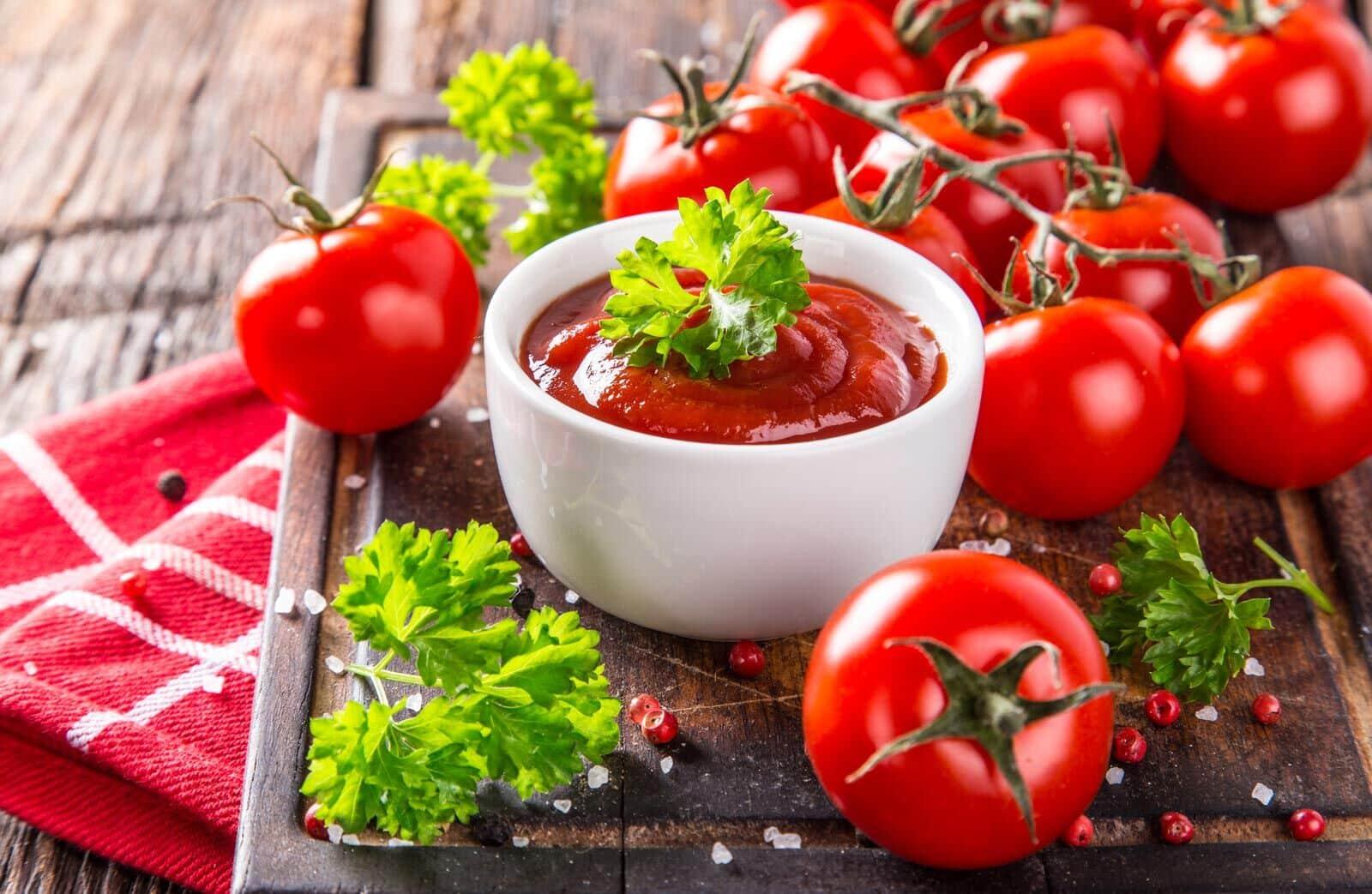 Tomato & Sauces