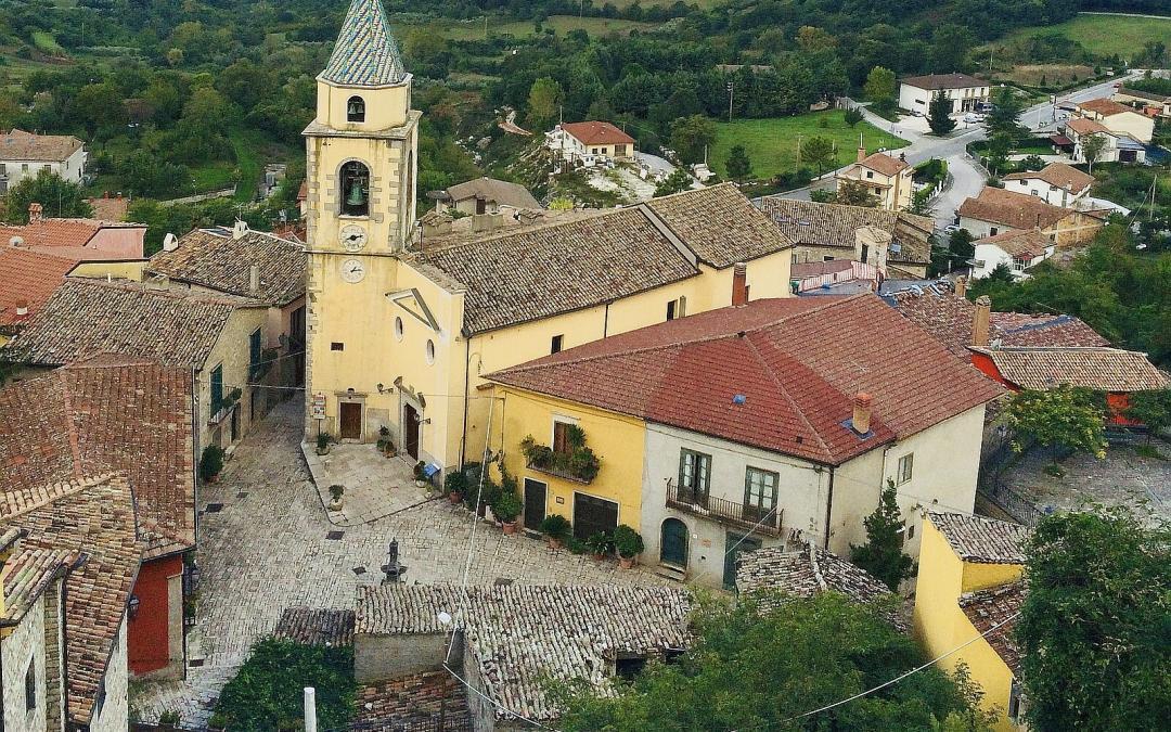 The birth place of Croccantini nougats