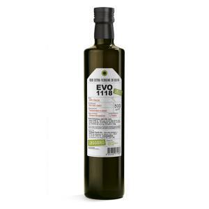 "EVO 1118 100% Italian ""LEGGERO"" GREEN EVO Oil – 500 ml bottle"