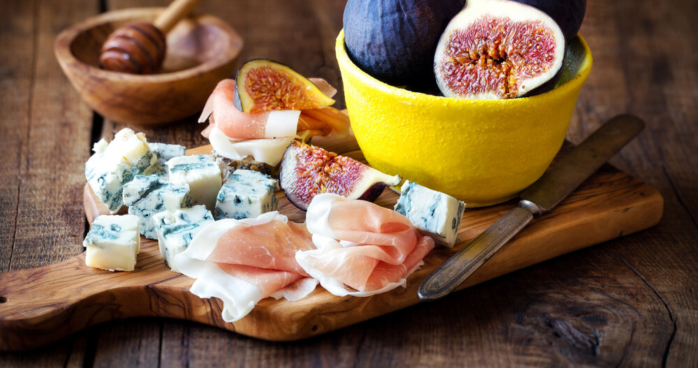 The Magic Blue, in the cheese world