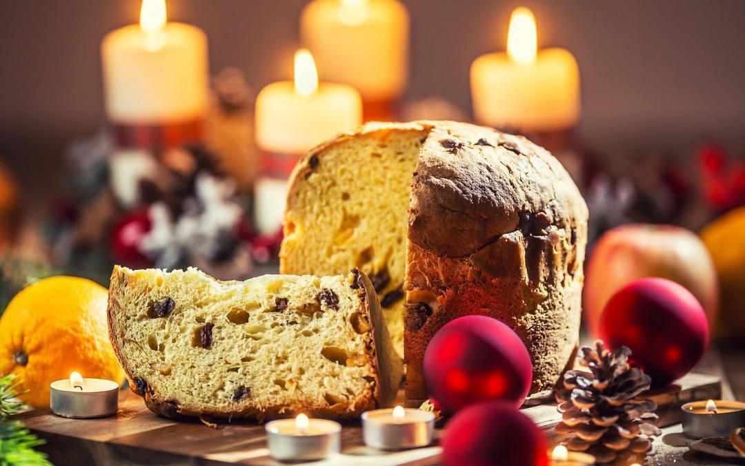 The Sweet Christmas Table