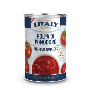 Chopped tomatoes 400 g