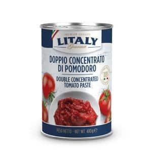 Tomato paste 28/30% 400 g