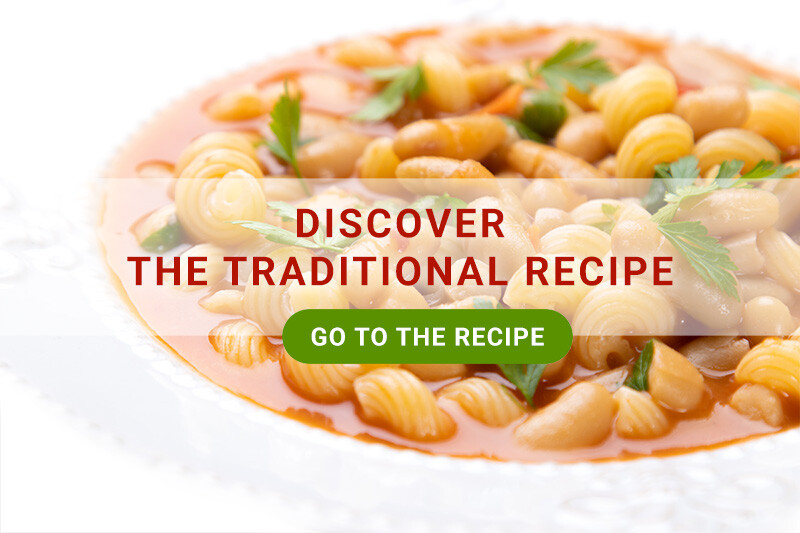 Go to the recipe: Bean and pasta soup